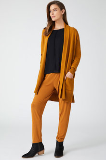 Grace Hill Slouchy Ankle Pant - 203954