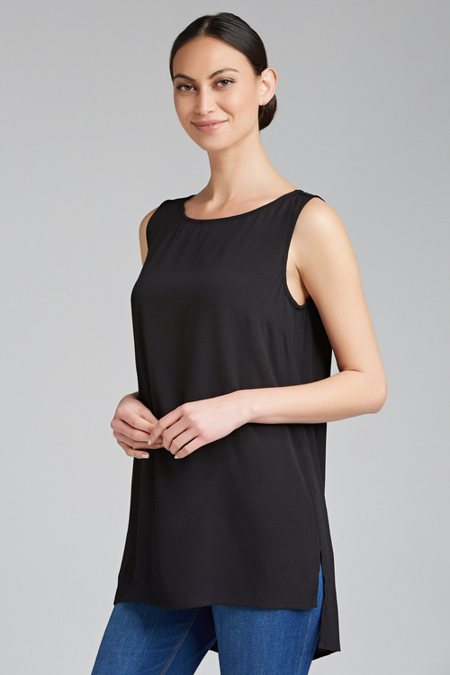 Grace Hill Shell Tunic Top