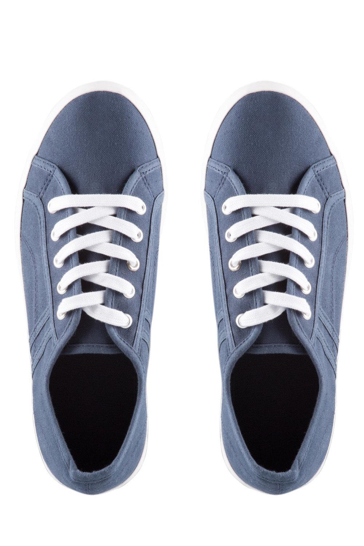 more photos af210 6a5d0 Jean Flatform Sneaker Online | Shop EziBuy