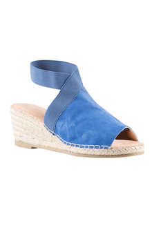 Wide Fit Maci Espadrille Wedge - 203964
