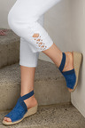 Wide Fit Maci Espadrille Wedge