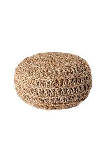 Crochet Pouf - 203977