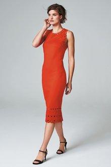 Next Cutwork Bodycon Dress