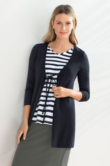 Capture Luxe Layering Cardigan