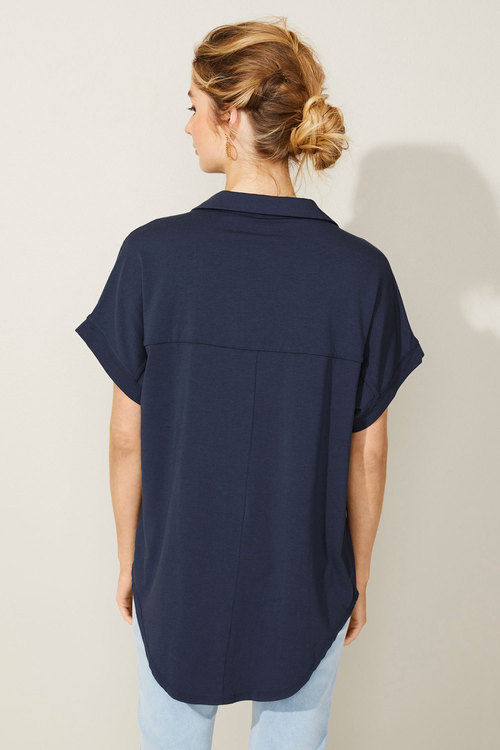 Capture Luxe Layering Tunic
