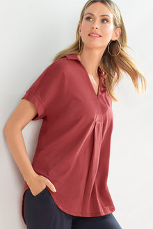 Capture Luxe Layering Tunic - 204088