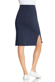 Capture Luxe Layering Skirt