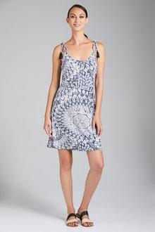 Urban Paisley Print Dress