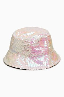 Next Sequin Hat (Older Girls)