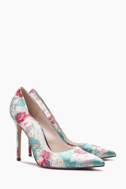 Next Signature Point Court Shoes