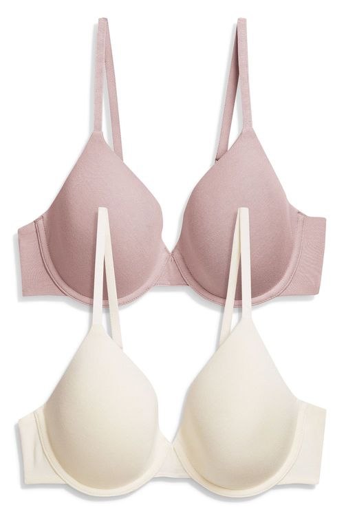 Next Holly Full Cup Light Pad T-Shirt Bras Two Pack