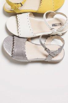 Next Scallop Sandals (Older Girls)
