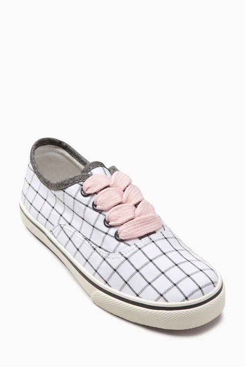 Next Lace-Up Trainers