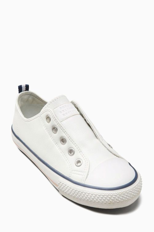 Next Laceless Trainers (Older Girls)