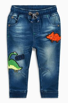 Next Dinosaur Character Jeans (3mths-6yrs)