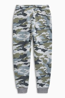 Next Camo Joggers Two Pack (3mths-6yrs)