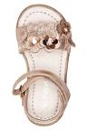 Next Rose Gold Embellished Sandals (Younger Girls)