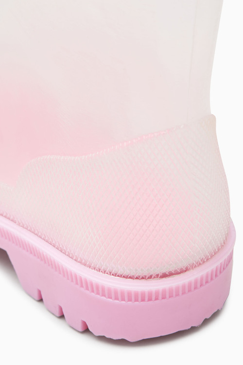 Next Clear Wellies (Younger Girls)
