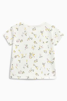 Next Ditsy Crew Top (3mths-6yrs)
