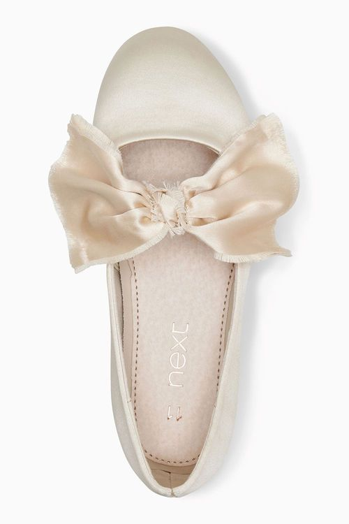 Next Bow Shoes (Older Girls)