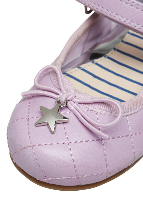 Next Quilted Mary Jane Shoes (Younger Girls)