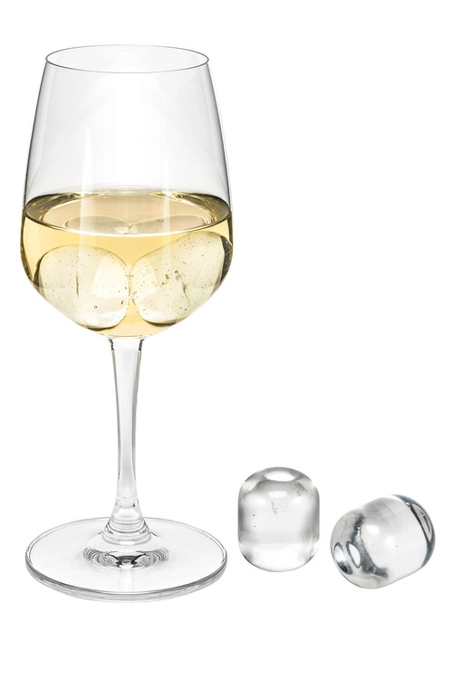 Avanti Quartz Crystal Wine and Gin Pearls Set of 4