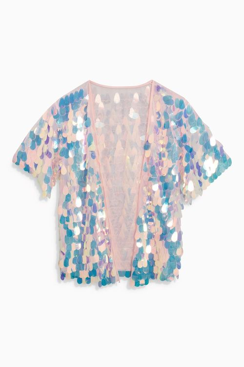 Next Sequin Kaftan (3-16yrs)