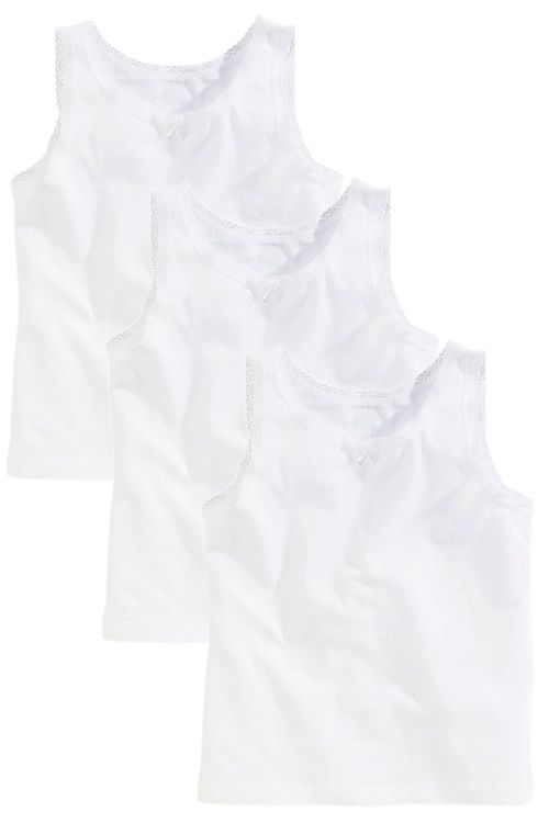 Next Vests Three Pack (1.5-16yrs)