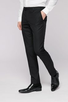 Next Textured Skinny Fit Suit: Trousers