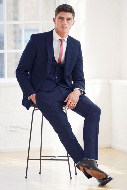 Next Suit: Jacket - Slim Fit