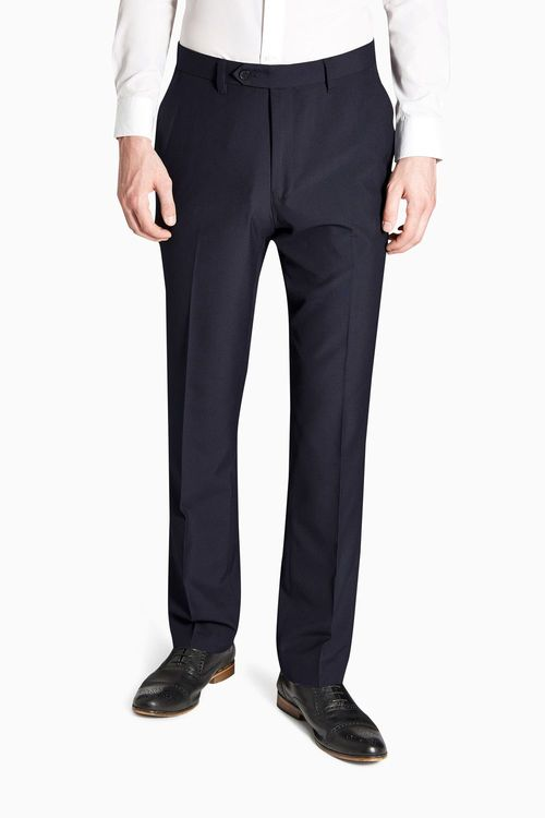 Next Plain Front Trousers - Skinny Fit
