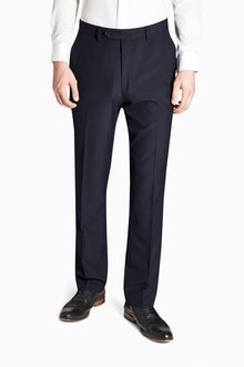 Next Plain Front Trousers - Skinny Fit - 204773