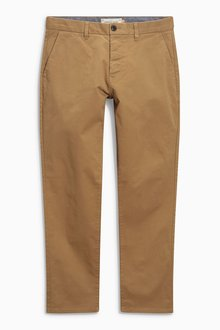 Next Stretch Chinos - Straight Fit