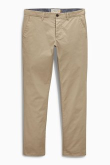 Next Stretch Chinos - Straight Fit - 204780