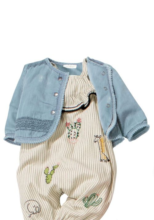 Next Embroidered Jacket (0mths-2yrs)