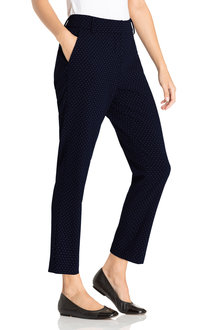 Grace Hill Perfect High Waisted Ankle Pant - 204872