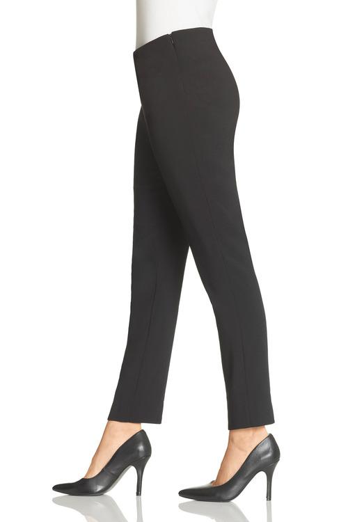 Grace Hill Classic Flat Front Pant