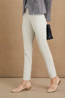 Grace Hill Classic Flat Front Pant - 204904