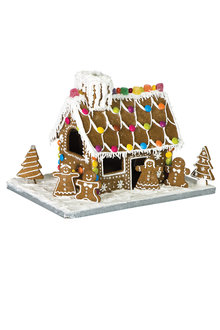 Avanti 10 Piece Gingerbread House Baking Kit