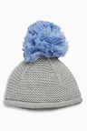 Next Pom Pom Hat (0mths-2yrs)