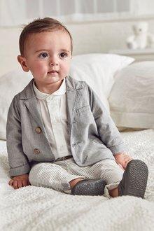 Next Grey Jacket (0mths-2yrs)