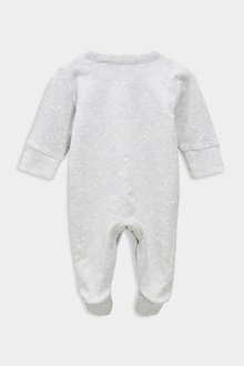 Next Space Sleepsuits Three Pack (0mths-2yrs)