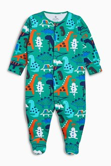 Next Dinosaur Sleepsuit (0mths-2yrs)