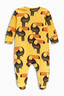 Next Toucan Sleepsuits Two Pack (0mths-2yrs)