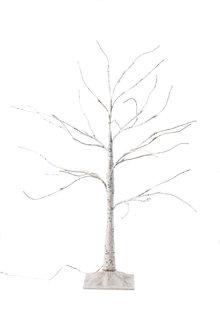 3 Foot Prelit Birch Tree
