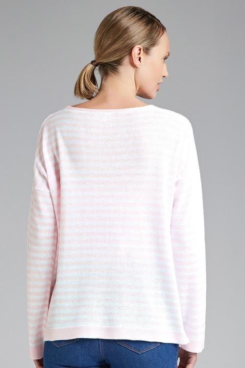 Grace Hill Cotton Blend Knitwear
