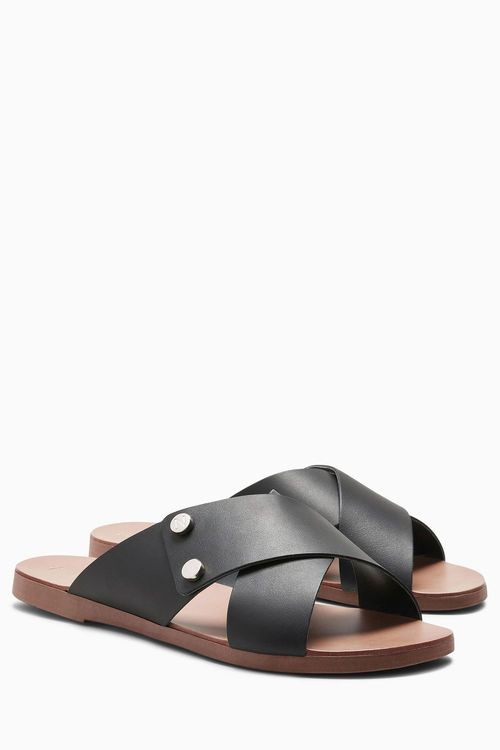 Next Crossover Mule Sandals