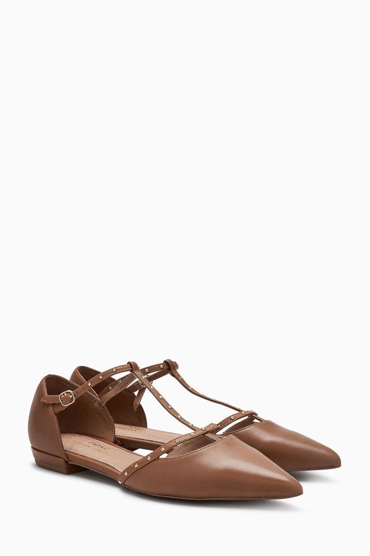 324ec585248 Next Forever Comfort Studded T-Bar Point Shoes Online