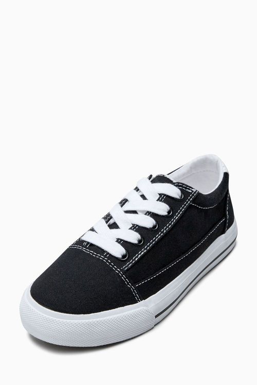 Next Lace-Up Trainers (Older Girls)