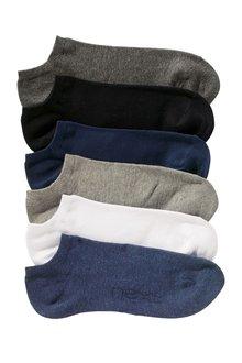 Next Trainer Socks Six Pack